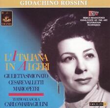 Rossini: L'Italiana in Algeri New CD