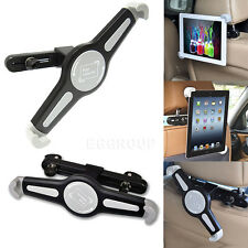 "Universal Car Back Seat Headrest Mount Holder For 7"" - 11"" iPad Galaxy Tablet"
