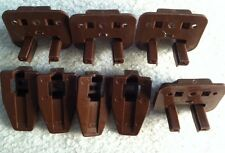 4 Dresser Drawer Replacement Part Guide Glide Stop Socket Kenlin Rite Trak Track