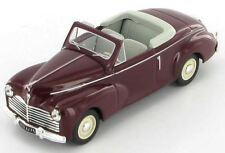 Peugeot 203 Cabriolet 1953 1:43