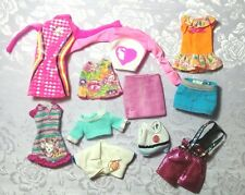 LOT of BARBIE SKIPPER DOLL CLOTHES FOR PLAY