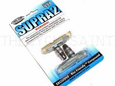 NEW Kool-Stop Supra 2 Bicycle Brake Pads - Threaded Clear Sticky Compound
