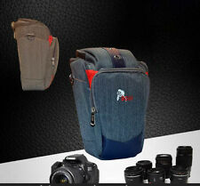 Universal professional toploader camera bag/case for Canon Nikon Sony Samsung uk