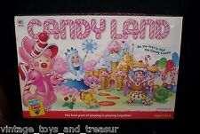 2001 CANDY LAND BOARD GAME IN BOX 100% COMPLETE MILTON BRADLEY KIDS TOY AGES 3-6