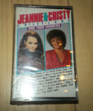 Jeannie C. Riley & Cristy Lane Sing Their Favorites Cassette