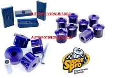 SUPER PRO FORD FALCON AU BA BF FG UTE REAR SUPERPRO Suspension Bushing BUSH KIT