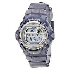 Casio Baby G Digital Dial Transparent Resin Ladies Watch BG169R-8