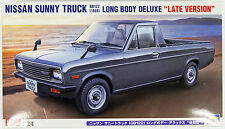Hasegawa 20275 Nissan Sunny Truck (GB122) Long Body Deluxe Late Ver. 1/24 scale
