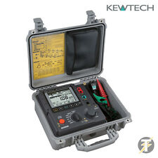 Kewtech Kyoritsu KEW3128 Data logging High Voltage Insulation Tester with Filter