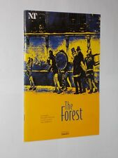 National Theatre Programme The Forest 1999 Alexander Ostrovsky/Alan Ayckbourne.