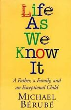 Life As We Know It: A Father