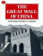 The Great Wall Of China (Aladdin Picture Books) Fisher, Leonard Everett Paperba