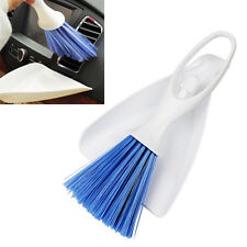 Premium Practical Car Accessory Plastic Cleaning Mini Tool Brush&Broom Dustpan