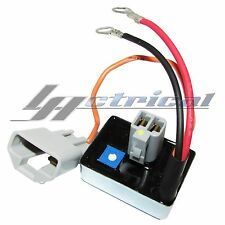 CONVERSION VOLTAGE REGULATOR CONVERTS 10DN TO 1-WIRE HOOKUP FOR JEEP WHITE