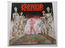 Kreator ‎– Terrible Certainty - LP