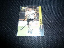 LARS RICKEN signed Autogramm IP WM 96 DFB Nationalmannschaft trading card