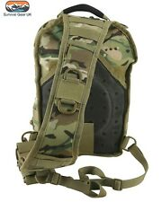 BTP Camo Mini Molle Tactical Recon 10 Litre Shoulder / Day Bag Back Pack MTP