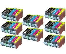 40PK NEW Ink Set w/ Chip for PGI-220 CLI-221 Canon Pixma MP640 MX860 MX870 MP560