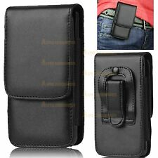 PU Leather Belt Clip Cover Case Pouch Bag For Apple iPhone 5S, 5, 5C, SE, 5SE
