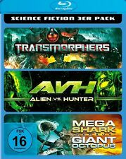 SCIENCE FICTION 3ER PACK-3 IN 1