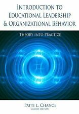 Introduction to Educational Leadership and Organizational Behavior: Th-ExLibrary