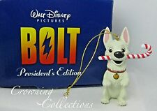 Grolier Disney Bolt President's Edition Ornament Dog Scholastic Early Moments
