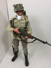 1/6 US HASBRO US 101ST AIRBORNE PARATROOPER BAR GUNNER 21ST CENT DRAGON BBI DID