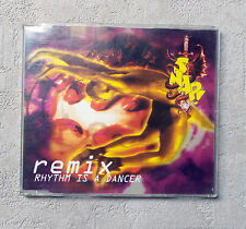 "CD AUDIO MUSIQUE/ SNAP! ""RHYTHM IS A DANCER (REMIX)"" CDM 3T 1992 LOGIC RECORDS"
