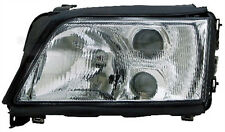 Left side headlight with NSW H1 H3 for AUDI A6 C4 94-97