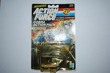 G.i.joe cobra action pack POM POM gun non scellé, action force