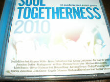 Modern Soul CD   -   Soul Togetherness  2010   EXPANSION   Sealed