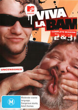 Viva La Bam: Seasons 2 - 3  - DVD - NEW Region 4
