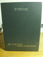 TAG Heuer 2014 Baselworld Press Kit CH80 Debut Now Canceled VHTF Collectible