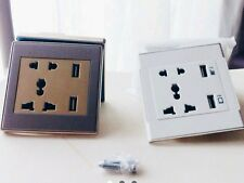 Usb wall socket 3.1A