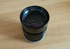 Obiettivo Panagor pmc auto tele 2.8 135mm M42 reflex lente obbiettivo
