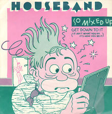 "HOUSEBAND (COVER JOOST SWARTE) - So Mixed Up (1977 VINYL SINGLE 7"")"