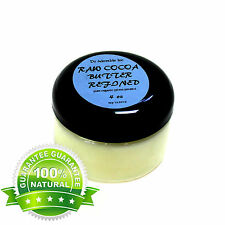 4 OZ ORGANIC COCOA BUTTER REFINED DEODORIZED