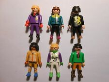 Lot de 6 Figurines PLAYMOBIL Geobra - 1992 & 1993