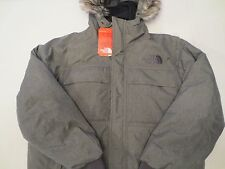 THE NORTH FACE GOTHAM JACKET II TNF Graphite Grey Heather CYK7A55 Mens SIZE XL