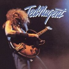 Ted Nugent Ted Nugent Hybrid Stereo SACD Analogue Productions New