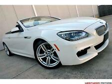 2014 BMW 6-Series 650i CAB M Sport Edition Executive Lighting DAP