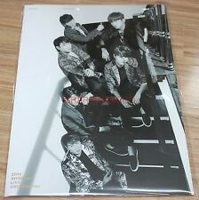 2016 SHINHWA LIVE CONCERT UNCHANGING OFFICIAL GOODS MINI POSTER SET SEALED