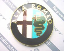 100% GENUINE Alfa Romeo 145 146  New Rear Boot Trunk Badge Emblem 60777672