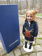 Vintage Zwergnase Designer 21 Inch Doll-Zora In Box Limited Edition 1999 218/250