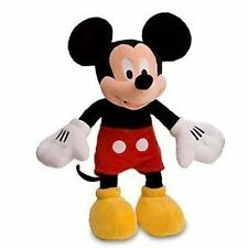 "NEW Disney World Store Mickey Mouse Club Large 18"" Plush Doll Toy NWT"