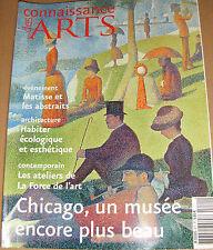 Connaissance des Arts N°671 Art institute of Chicago Récamier Musique baroque