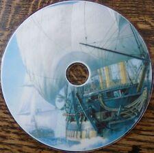 Navire de guerre Vintage Voile Sail peintures battleships marine photo images 1000 DVD