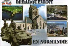 WW2 - CP - Débarquement en Normandie 5 vues