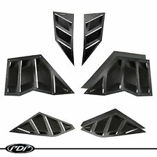 SKI-DOO XP 2008+ Proven Design Products PREMIUM Vent Kit: FULL Vent Kit: BLK