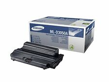 Genuine Samsung ML-D3050A Black Toner Cartridge 4000 Page for ML-3051N ML-3051ND